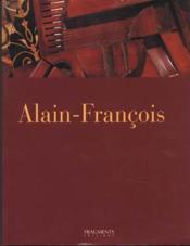 Alain-Francois - Couverture - Format classique