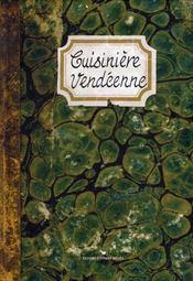 Cuisinière vendéenne - Intérieur - Format classique