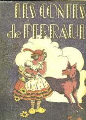 Les Contes De Perrault. Riquet A La Houppe, Peau D Ane. - Couverture - Format classique