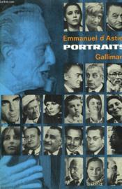 Portraits. - Couverture - Format classique