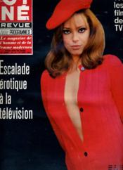 Cine Revue - Tele-Programmes - 49e Annee - N° 15 - The Royal Hunt Of The Sun - Couverture - Format classique