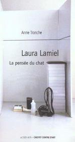 Laura lamiel, la pensee du chat - Intérieur - Format classique