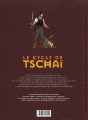 Le cycle de tschai t.1 ; le chasch t.1 - 4ème de couverture - Format classique
