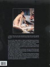 Le jardin parfume ; manuel d'erotologie arabe - 4ème de couverture - Format classique