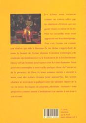 Des icônes pour prier - 4ème de couverture - Format classique