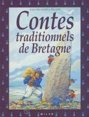 Les contes traditionnels de bretagne - Couverture - Format classique