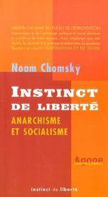 Instinct De Liberte - Intérieur - Format classique