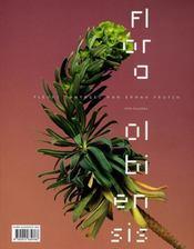 Fleurs sauvages par erwan frotin - photographie comtemporaine a la villa noailles - 4ème de couverture - Format classique