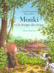 Monki et la troupe du cirque - Intérieur - Format classique