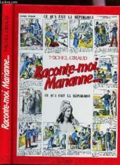 Raconte-Moi Marianne - Couverture - Format classique