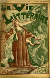 L'Enigme. La Vie Litteraire. - Couverture - Format classique
