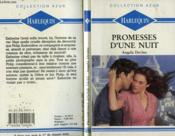 Promesses D'Une Nuit - Wife For Night - Couverture - Format classique