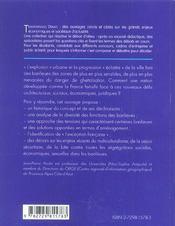 Les banlieues françaises - 4ème de couverture - Format classique