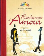 Rendez-Vous D'Amour A Paris - Version Gay - Intérieur - Format classique