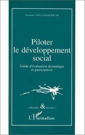 Piloter Le Developpement Social - Intérieur - Format classique