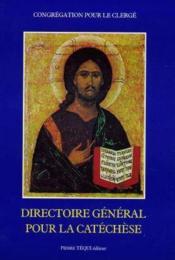 Directoire General Pour La Catechese - Couverture - Format classique