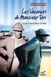 Vacances de monsieur tati (les) - Couverture - Format classique