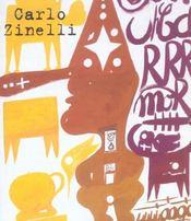 Carlo Zinelli - Intérieur - Format classique