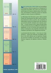 Solides elastiques plaques & coques ; exercices t.4 - 4ème de couverture - Format classique