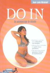 Do in, un automassage de détente - Intérieur - Format classique