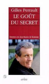 Gout Du Secret (Le) - Couverture - Format classique