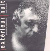 Exterieur Nuit ; Bibliographies De Claude Mesplede - Couverture - Format classique