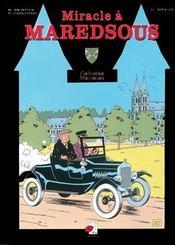Miracle a maredsous bd - Couverture - Format classique