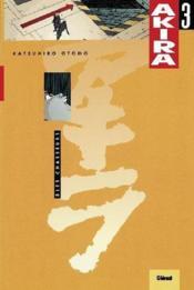 Akira t.3 ; les chasseurs - Couverture - Format classique