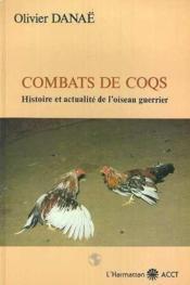 Combats De Coqs - Couverture - Format classique