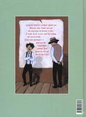 Gus le menteur t.1 - 4ème de couverture - Format classique