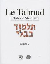 Talmud ; Babli Pessahim t.20 - Couverture - Format classique