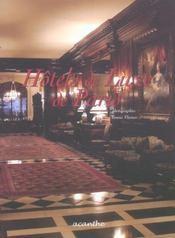 Hotels de luxe a paris - Intérieur - Format classique
