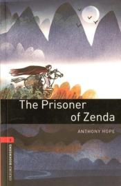 Vente livre :  The prisoner of Zenda  - Anthony Hope