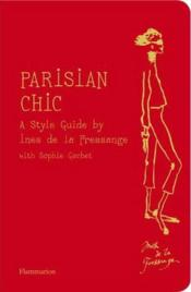 Vente livre :  Parisian chic ; a style guide by Ines  - Collectif