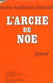 L'Arche De Noe. - Couverture - Format classique
