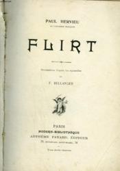 Flirt. Collection Modern Bibliotheque. - Couverture - Format classique