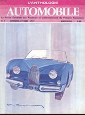 L'Anthologie De L'Automobile N°7 - Couverture - Format classique