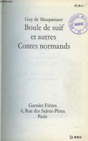 Boule De Suif Et Autres Contes Normands - Couverture - Format classique