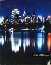 New York Que J'Aime... - Couverture - Format classique