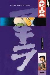 Akira - Tome 04 - Intérieur - Format classique