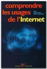 Comprendre les usages de l'internet - Couverture - Format classique