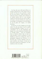 Cap Cod (Broche) - 4ème de couverture - Format classique