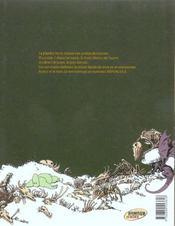 Donjon crépuscule t.101 ; le cimetière des dragons - 4ème de couverture - Format classique