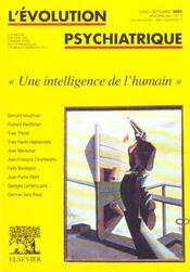 L'evolution psychiatrique t.66 - Intérieur - Format classique