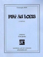 Psy au logis - Couverture - Format classique