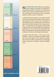 Poutres ; exercices t.5 - 4ème de couverture - Format classique