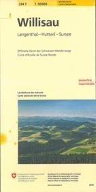 Willisau 234T - Couverture - Format classique