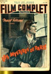 Tous Les Jeudis Film Complet N° 138 - Les Mysteres De Paris - Couverture - Format classique