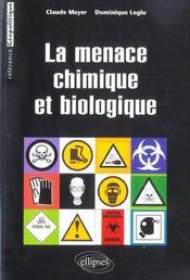 La Menace Chimique Et Biologique - Intérieur - Format classique