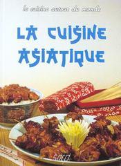 Livres dvd sur le th me cuisine asiatique - Livre cuisine asiatique ...